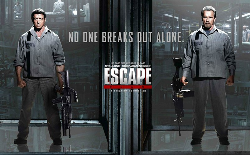 escape plan movie