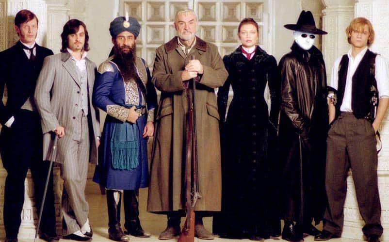 League of Extraordinary gentlemen reboot