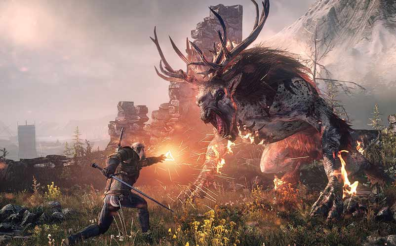 the witcher 3 reviews