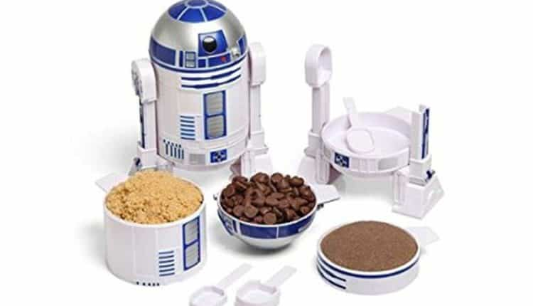 R2D2 Measuring Cup Set