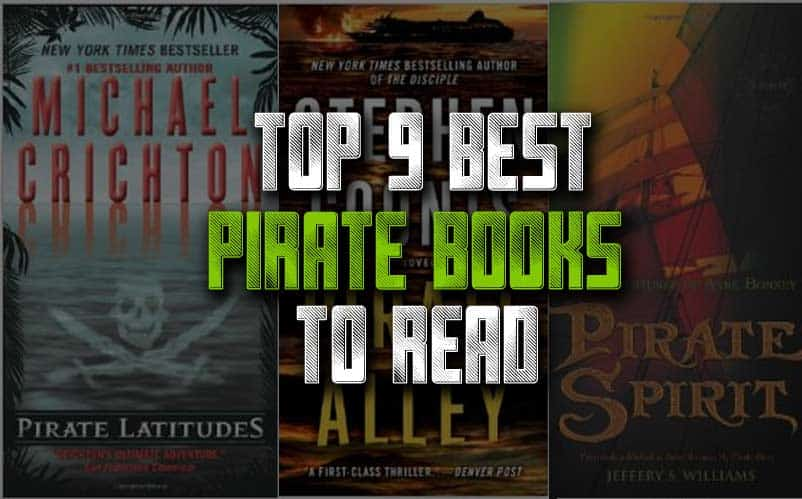 best pirate books