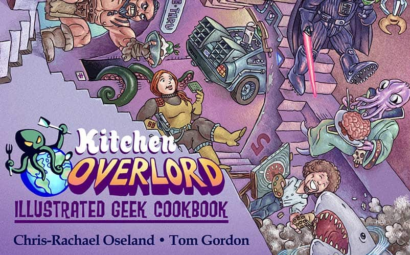 Kitchen Overlord Cookbook
