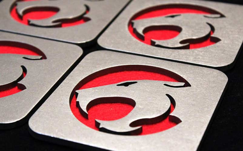 Thundercats Steel Coasters