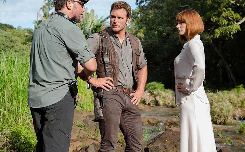 Owen (Chris Pratt) from Jurassic World 2