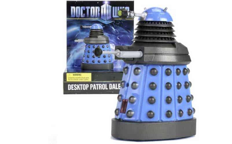 Doctor Who Dalek Patrol Figure w/ Motion Detectors