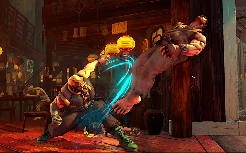 Street Fighter 5 ultra