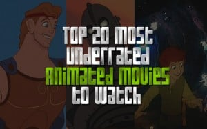 Underrated Animated Movies