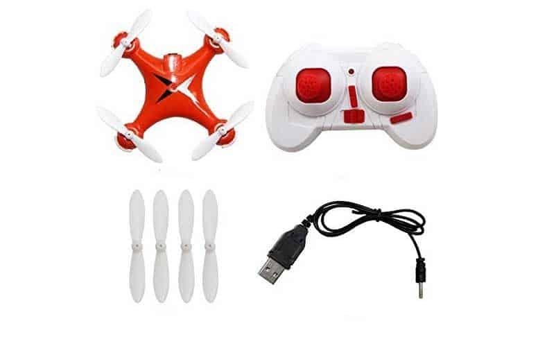 mini drone desk toy
