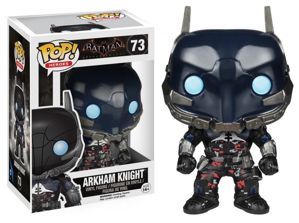 funko pop arkham knight