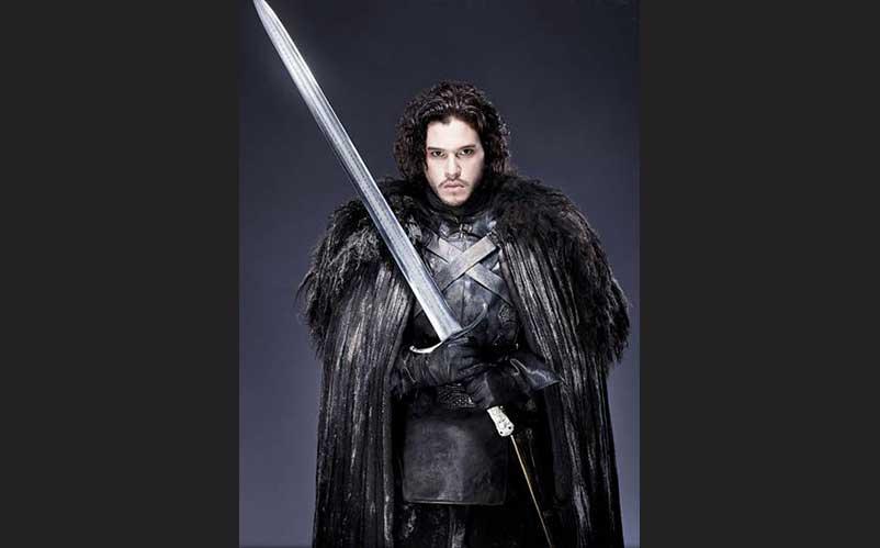 Dead Jon Snow