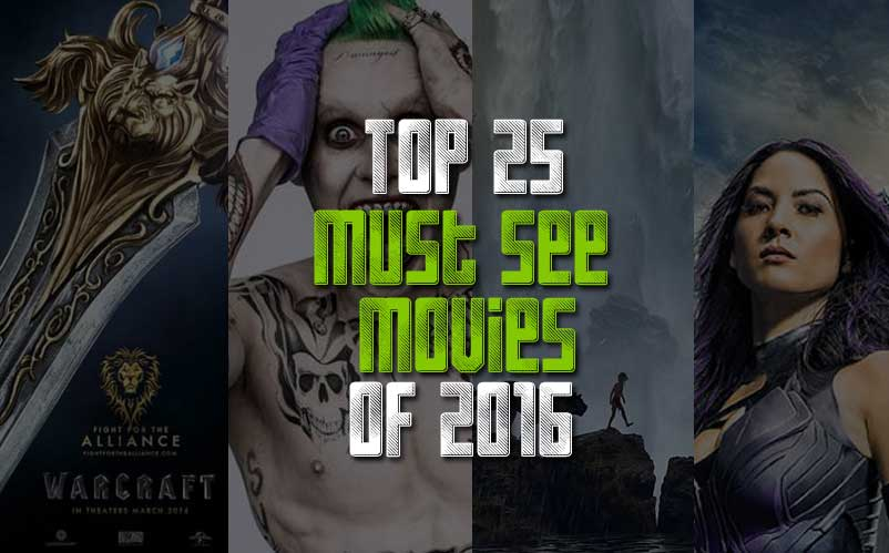 25 Best Movies Of 2016