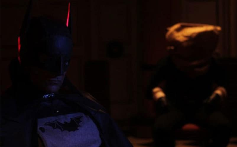 The Ripper Batman fan film
