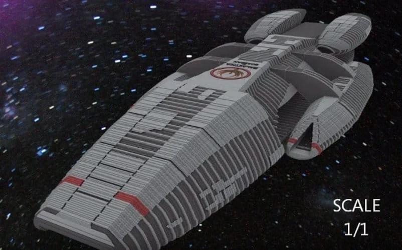 battlestar galactica minecraft