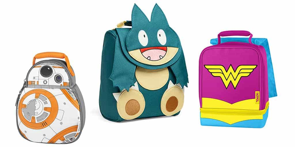 nerdy lunch boxes