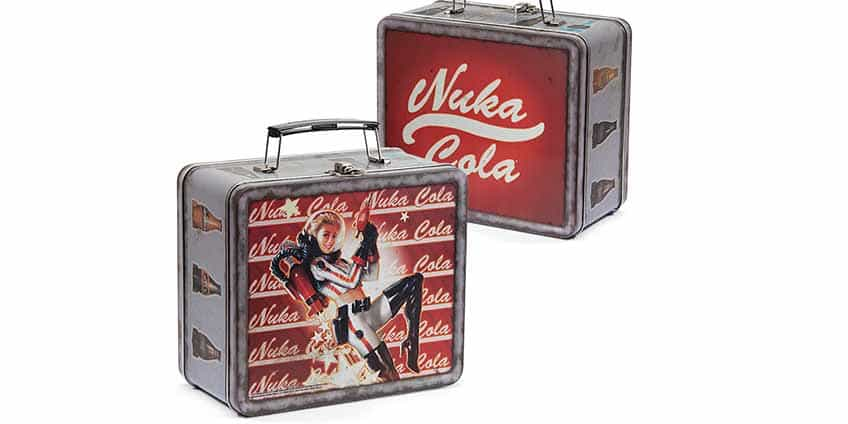 Fallout 4 Nuka World Lunchbox Replica