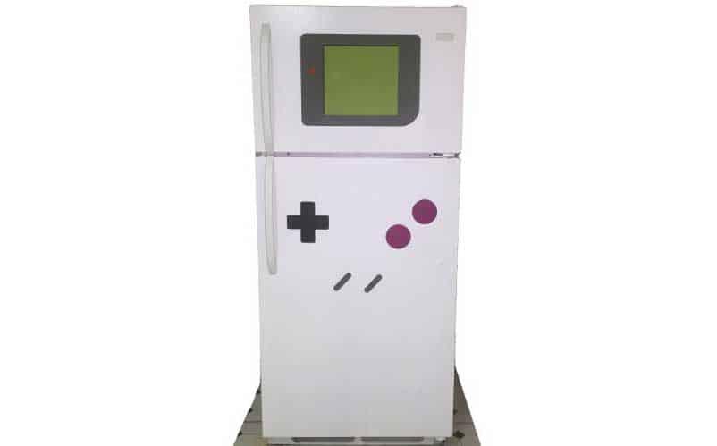 Freezerboy refrigerator magnet