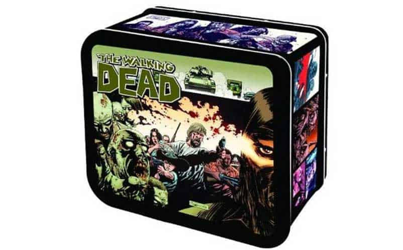The Walking Dead Lunchbox
