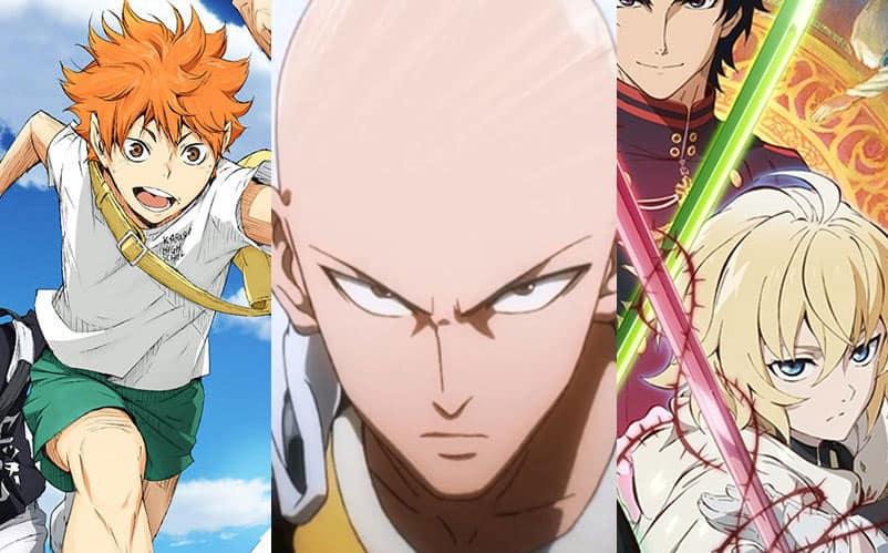 fall anime 2015