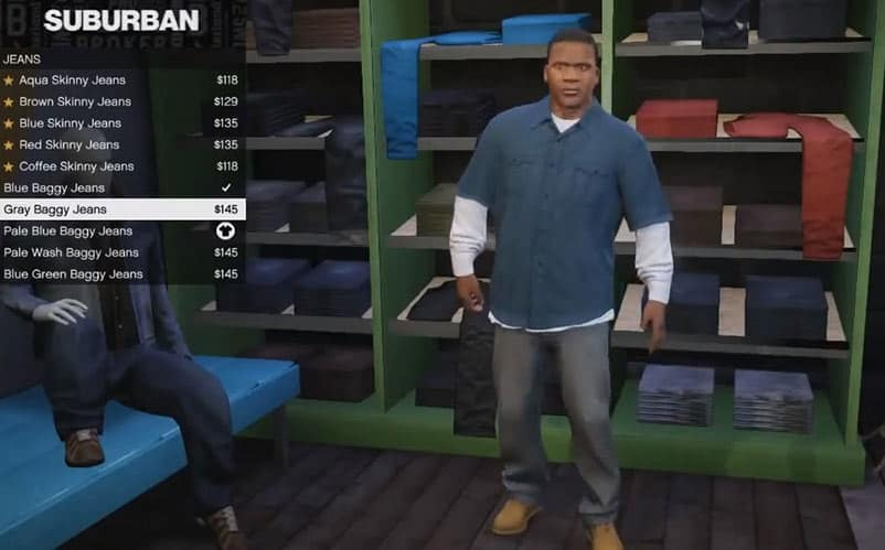 Gta 6 clothing