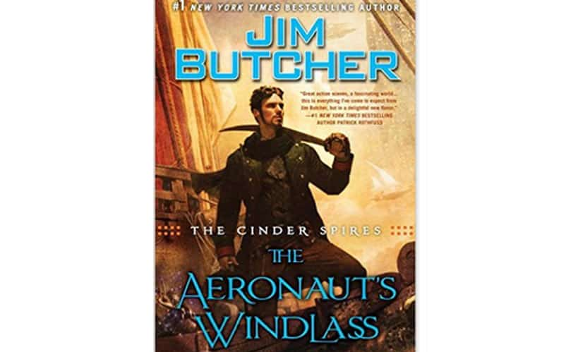 new jim butcher book