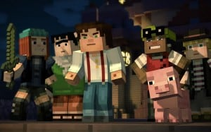 minecraft story mode release date