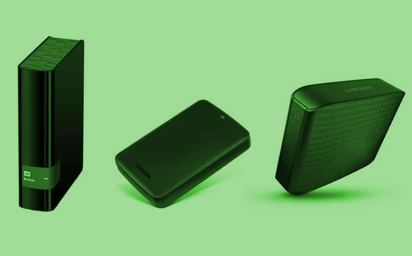 best xbox one external hard drives