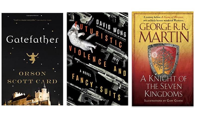 10 Best New Sci-Fi Fantasy Books to Read: October 2015