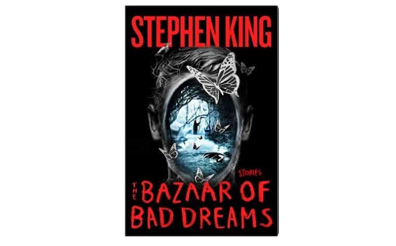new stephen king books