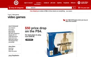 PS4 price drop