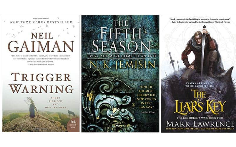 Recommended fantasy books for adults true