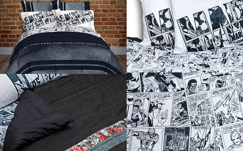 Marvel Avengers Bedding