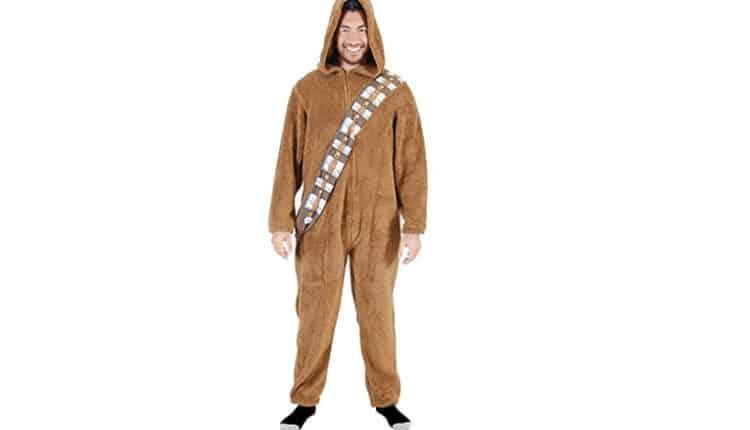 Chewbacca Adult Onesie