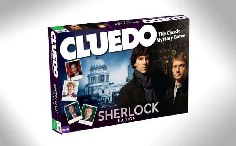 sherlock clue