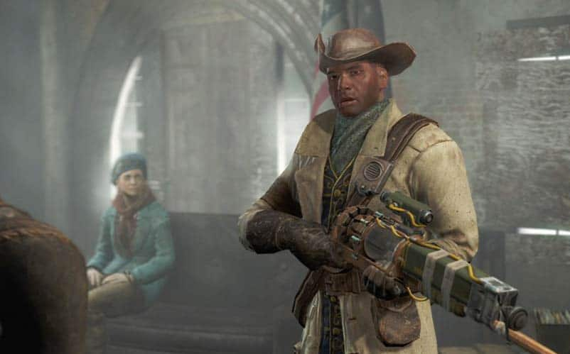 Fallout 5 Co-Op