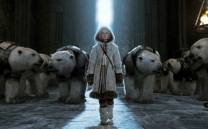 his dark materials tv series