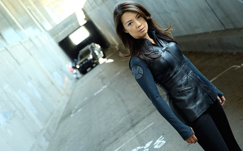 Melinda May agents of shield