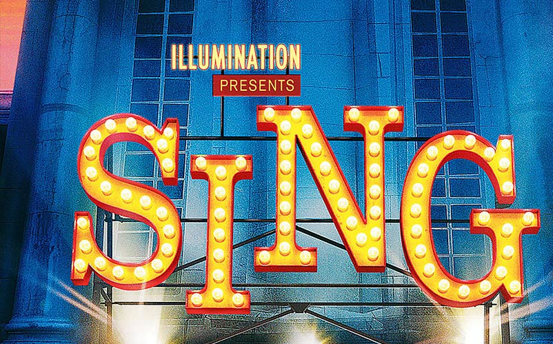Sing Animated Movie