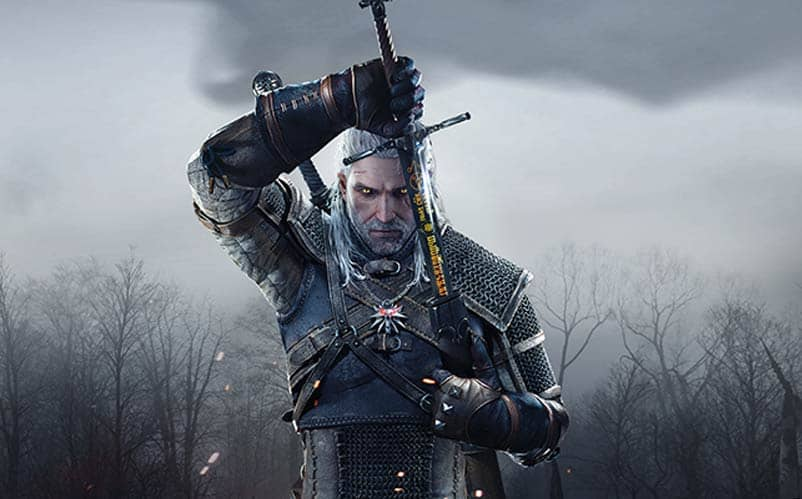 the witcher movie 2017