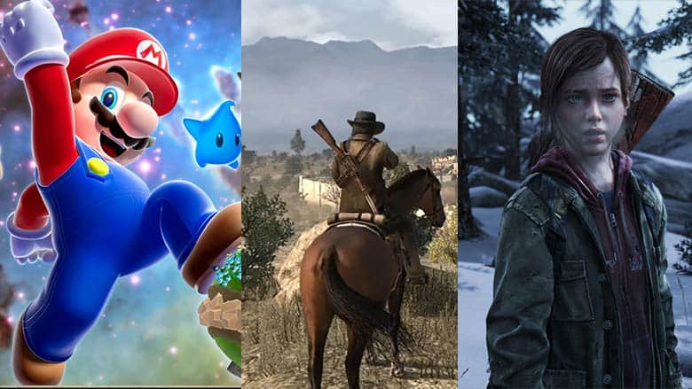 2016 Video Games