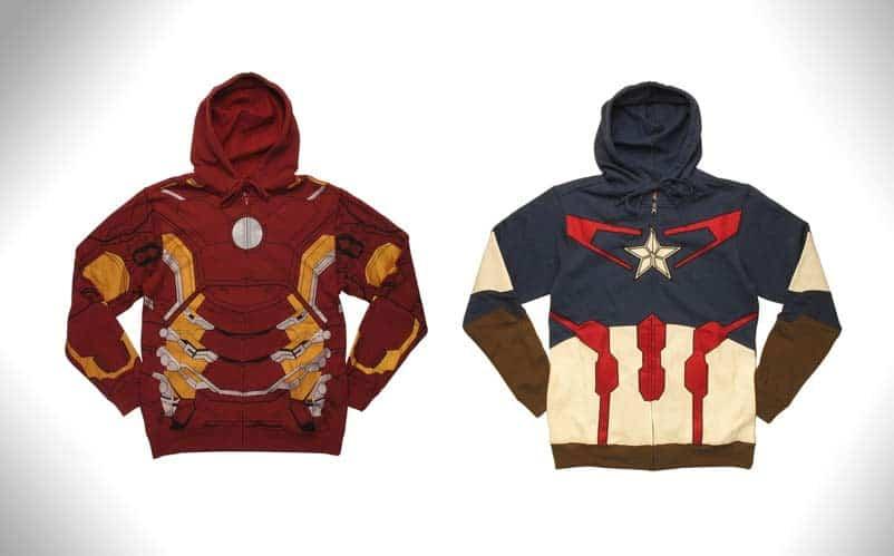Captain America hoodie