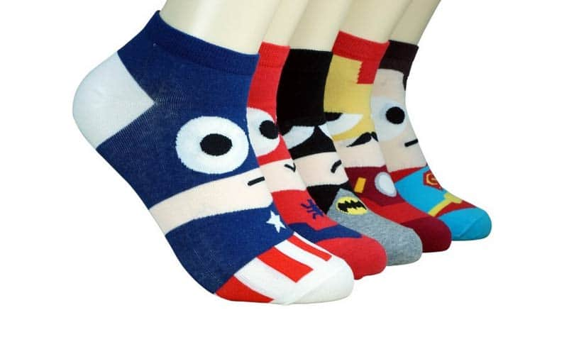 Dasom Cute and Fun Socks (5 Set)