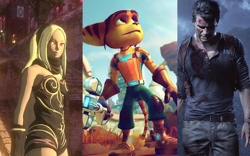 upcoming ps4 exclusives