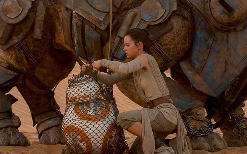 star wars: Rey
