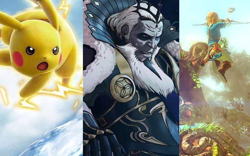 upcoming nintendo games 2016