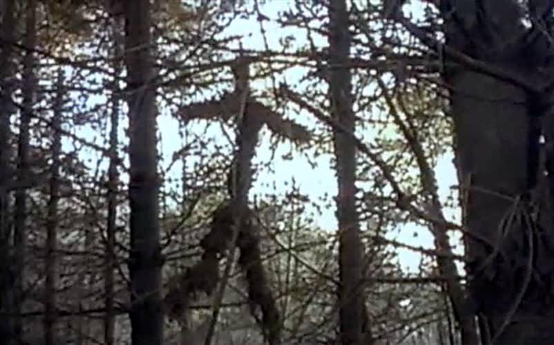 Blair Witch Project Stickman