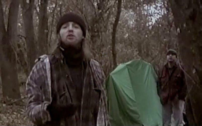 Blair Witch Project Yet More Camping