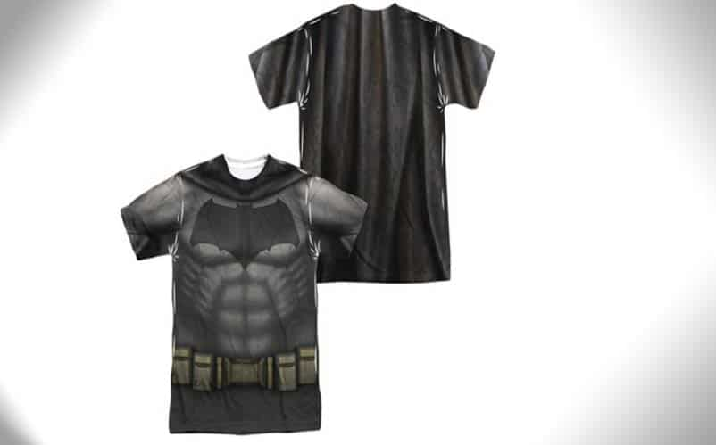 batman v superman bat suit t-shirt