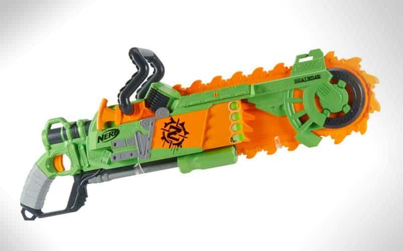 brainsaw blaster