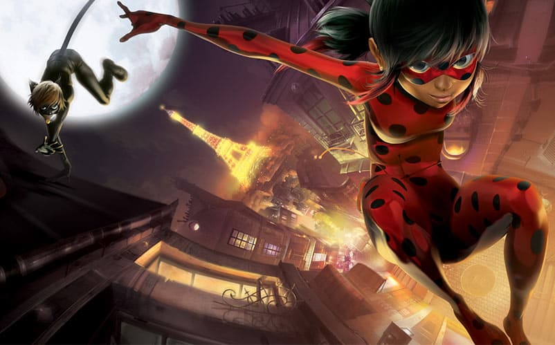 Miraculous Ladybug Anime 10 Reasons Why It S The Best New Cartoon
