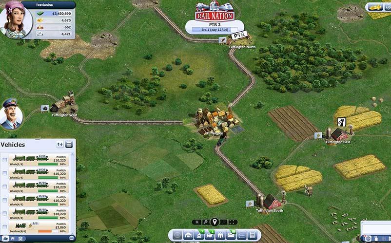 Railnation Game